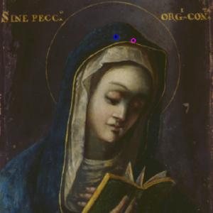 Vergine dell'Immacolata Concezione