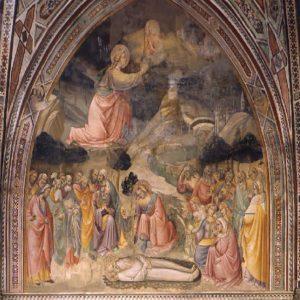 Storia della Vera Croce Agnolo Gaddi
