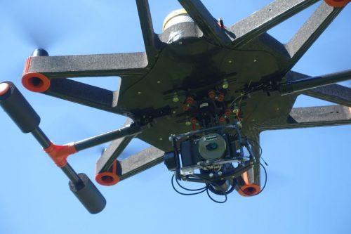 CAMGIC su drone
